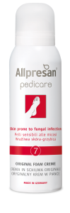 Allpresan 7 Pedicare  PIANKA Z CLOTRIMAZOLEM 125 ml